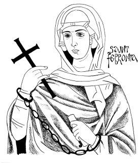 St Fevronia of Nisibis