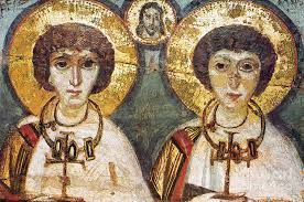 St Sergius and Bacchus