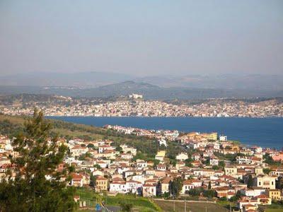 Kydonies (Ayvali) Panorama
