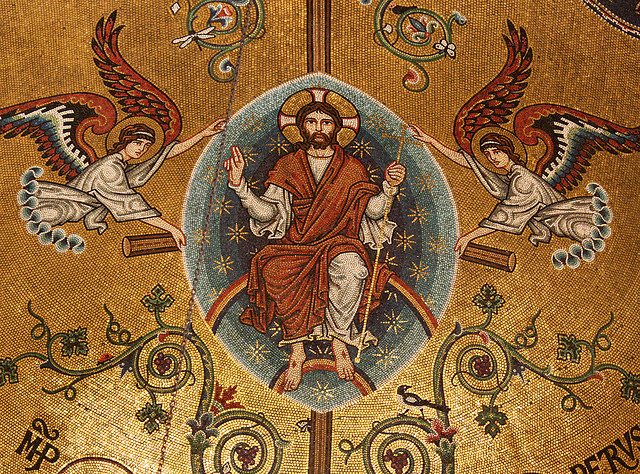 Mosaic of Christ