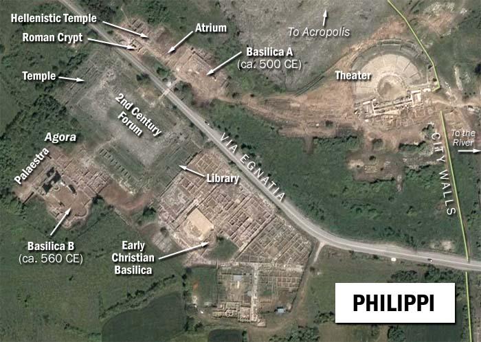 Philippi overview