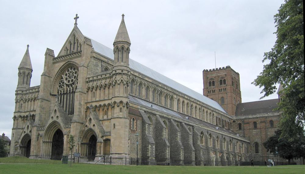 St Alban Cathedral