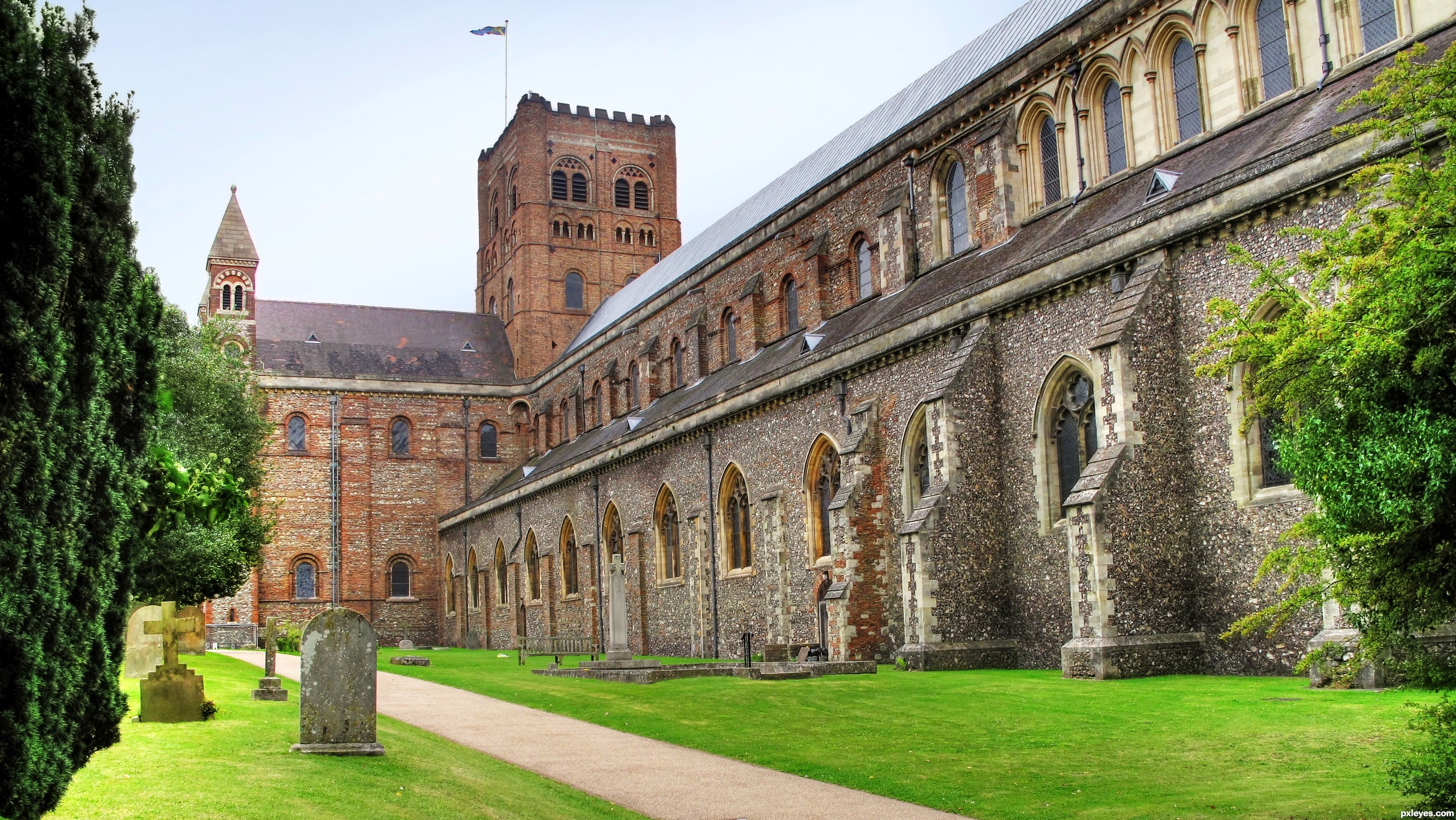 St Alban Cathedral_01