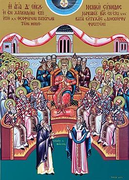 4th Ecumenical Council Chalcedon