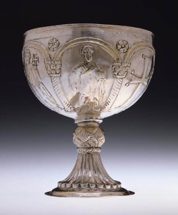 Byzantine chalice