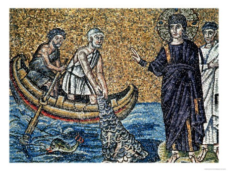 Calling of Apostles Andrew and Peter