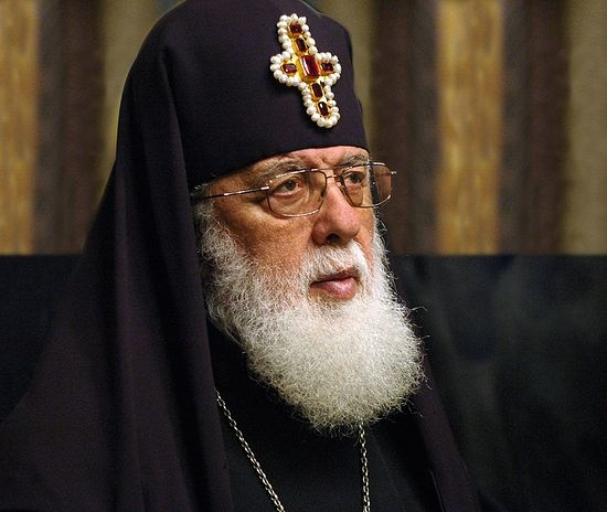 Catholicos Patriarch of Georgia Ilia