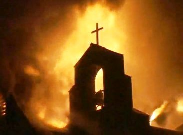Church burning - Nothing new in 1400 years of Islamic Egypt