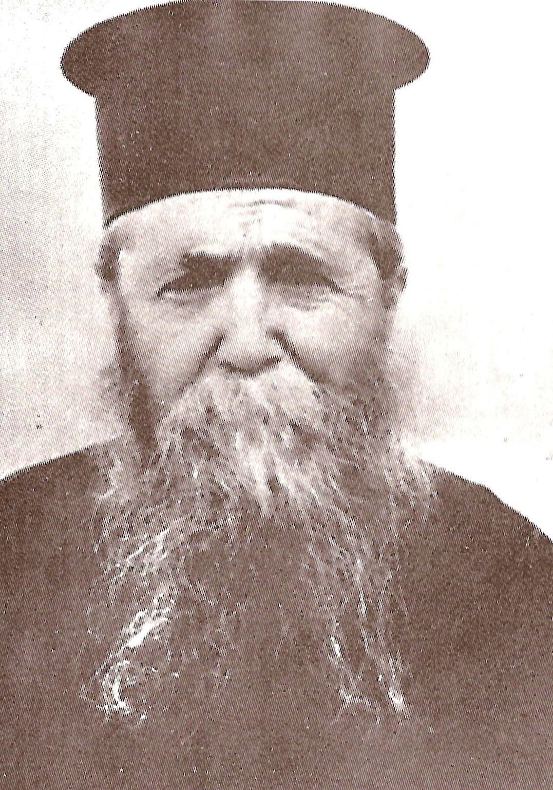 Elder Ieronymos the Cappadocian of Aegina