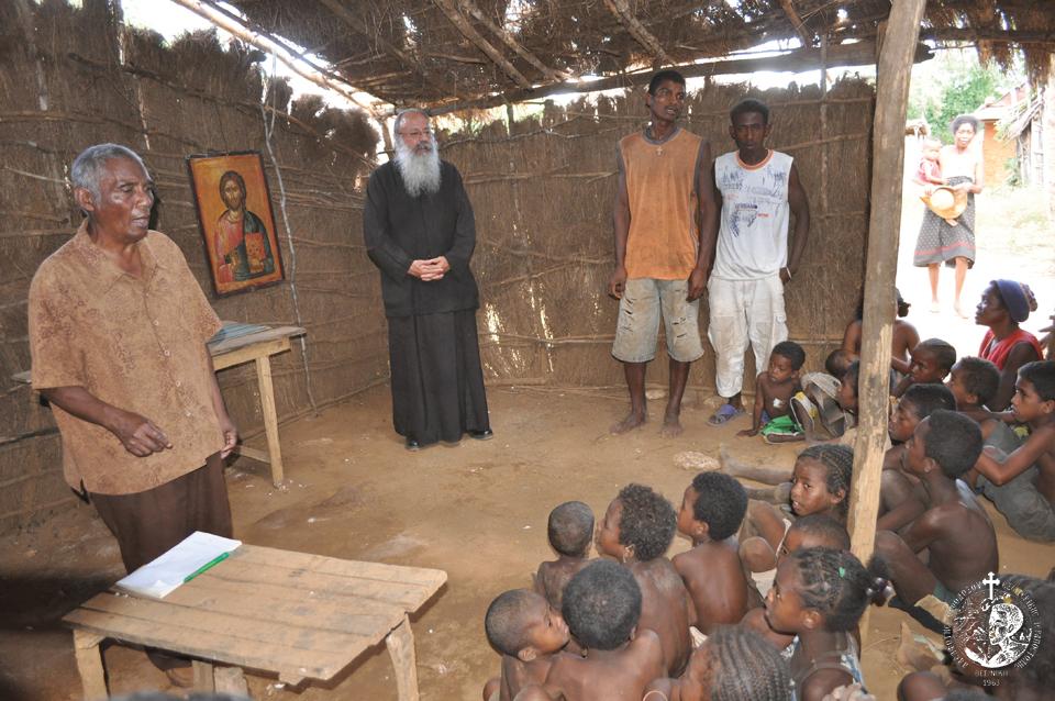 Malagasy Orthodox School