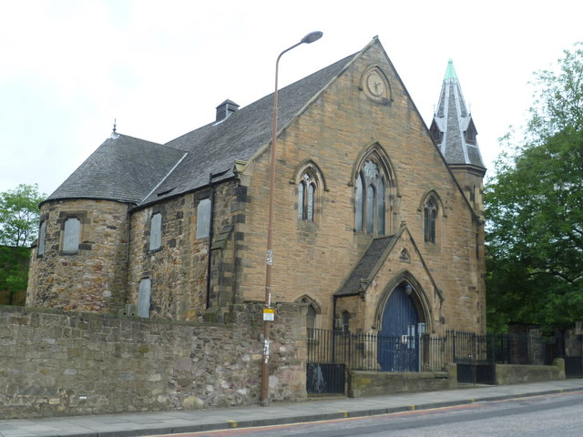 New Orthodox Church of Apostle Andrew - Edinburgh