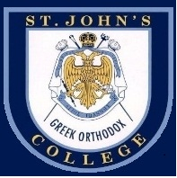St Johns Greek Orthodox College Logo