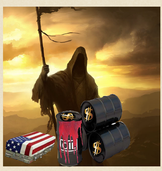 America the Grim Reaper of Christianity