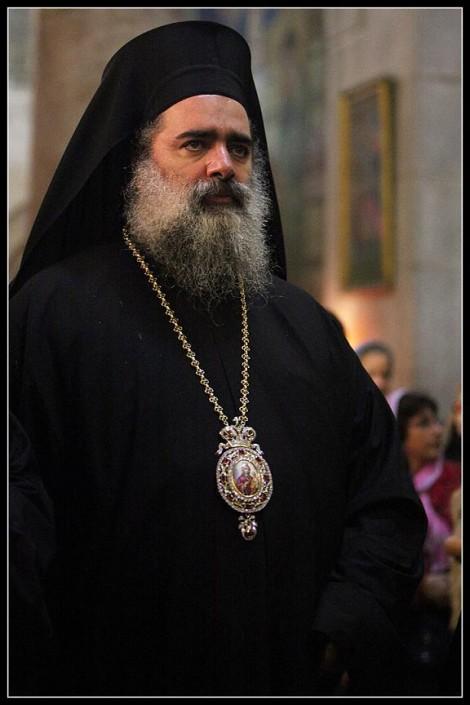 Archbishop Theodosios Attalah Hanna