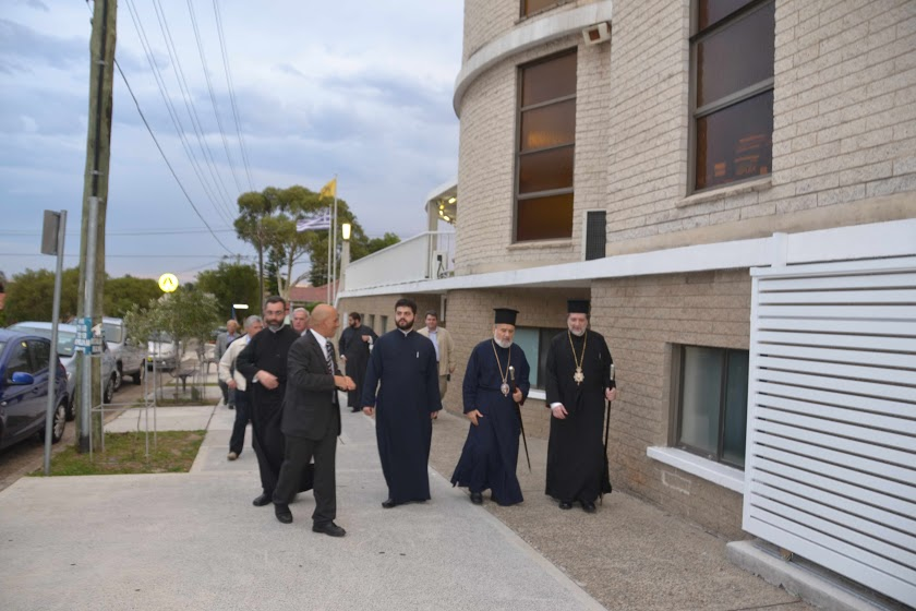 ECUMENICAL PATRIARCHATE – GREEK ORTHODOX ARCHDIOCESE OF AUSTRALIA