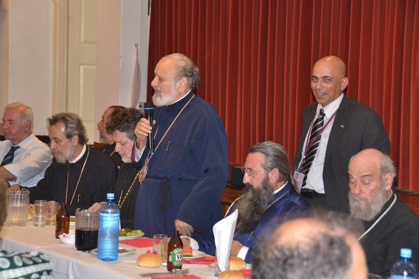 Address by His Eminence Archbishop Stylianos at 11th Clergy-Laity Congress