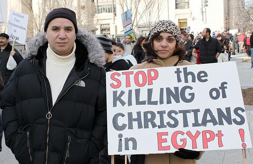 coptic-christan-protestors
