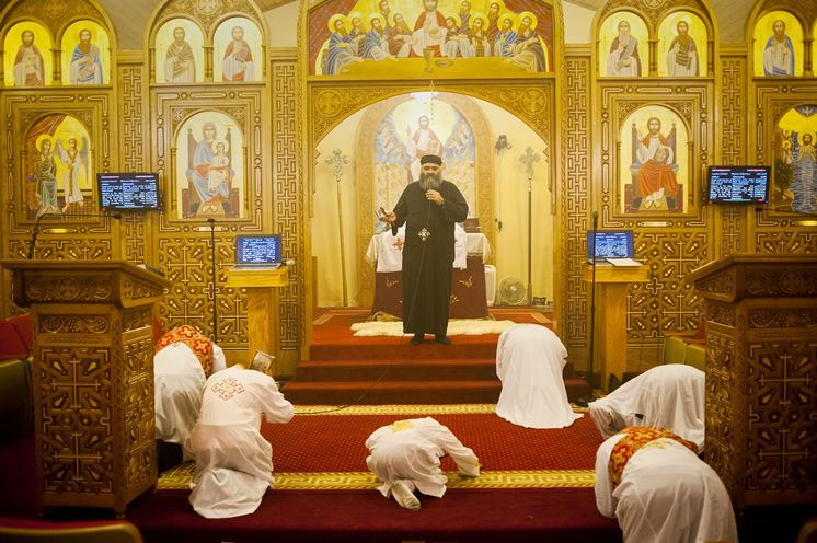 Coptic liturgy