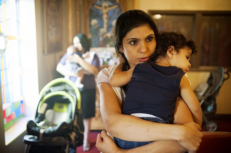 Coptic refugees