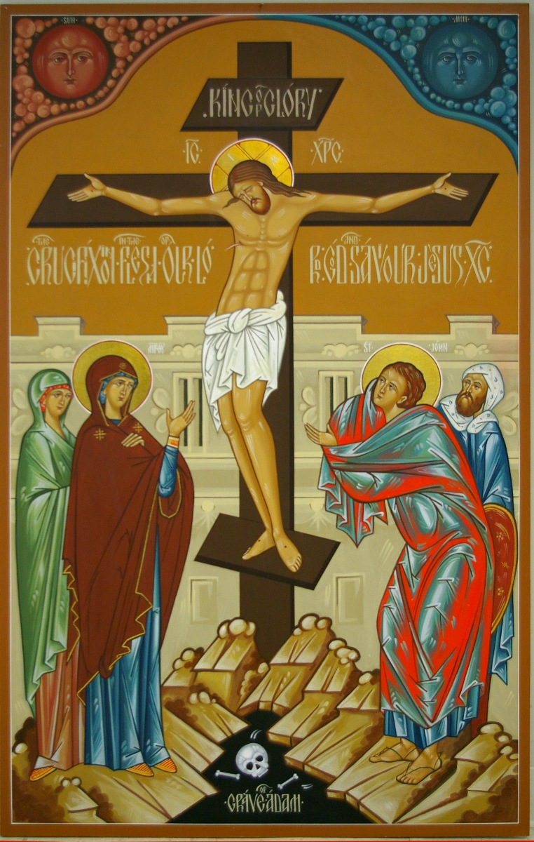 Jesus The King of Glory -crucifixion