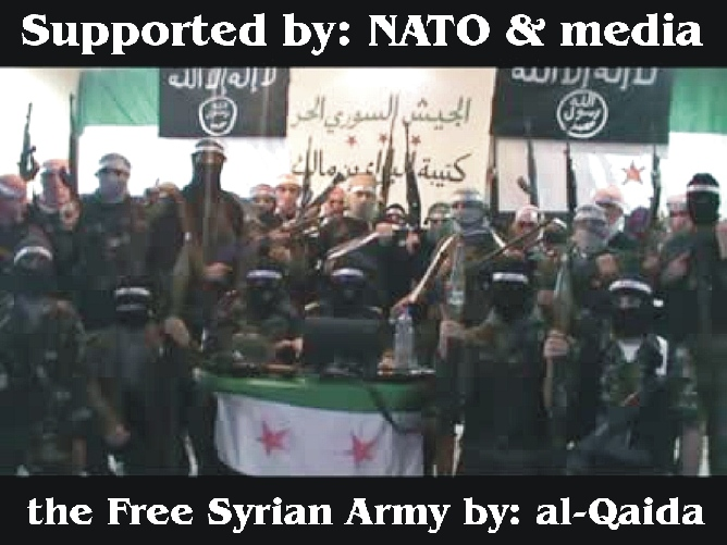 FSA and Al Qaida