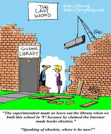 Last Word comic