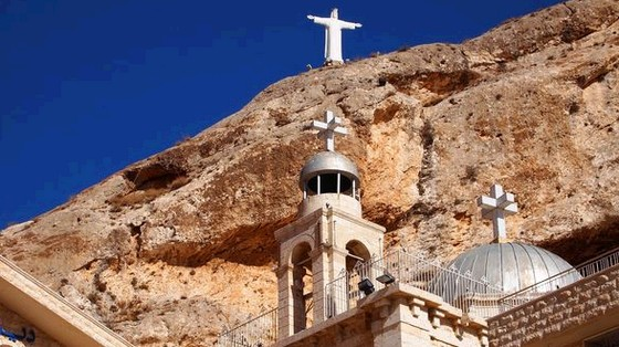 Maaloula a bastion of living ancient Christianity