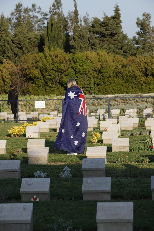 Anzac Cemetary - Gallipoli