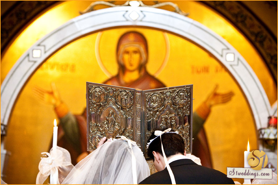 Orthodox Wedding - Equal before God