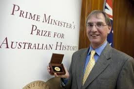 Professor Peter Stanley receives PMs prize for Australian History