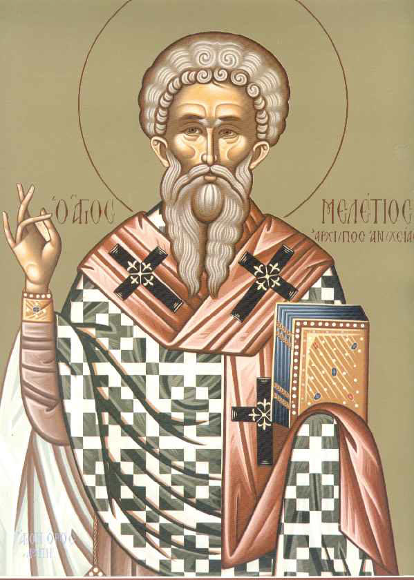 St Meletios of Antioch01