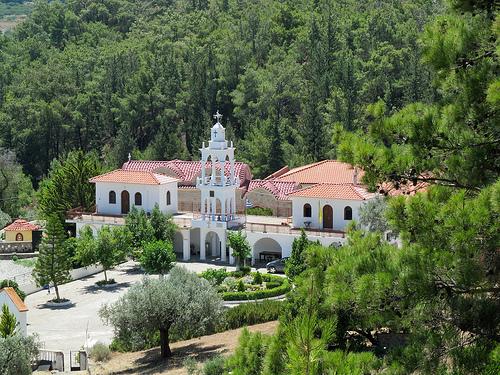 Monastery of Ypseni