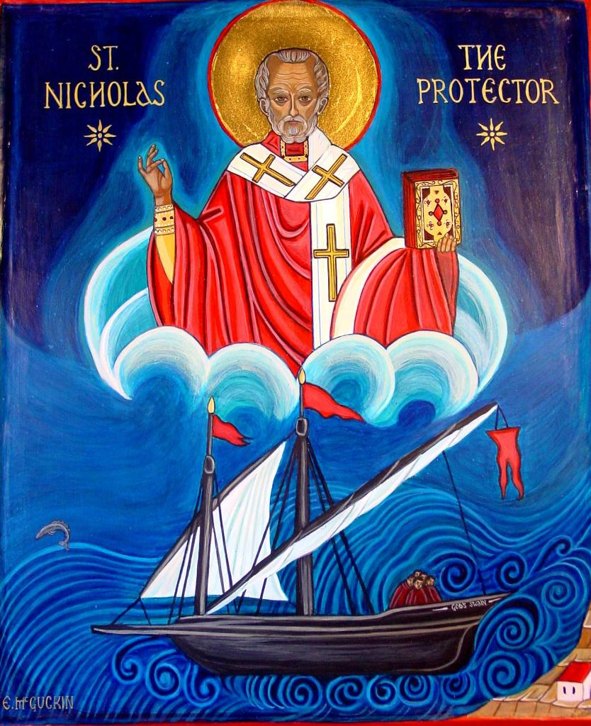 Nicholas of Myra11