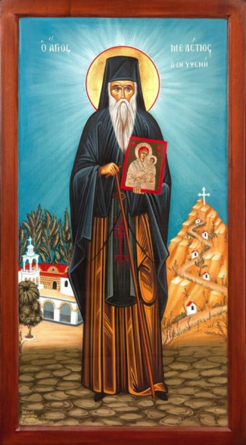 St Meletios of Lardos01