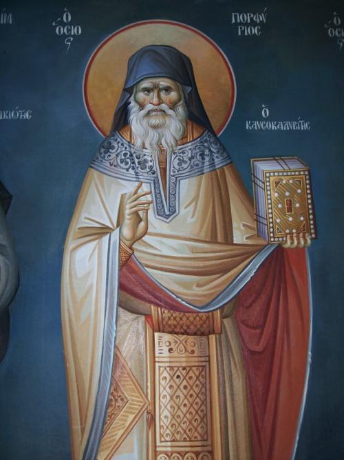St Porphyrios Bairaktaris of Kafsokalivia01