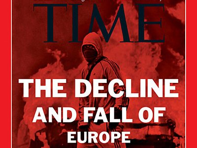 Decline of Europe