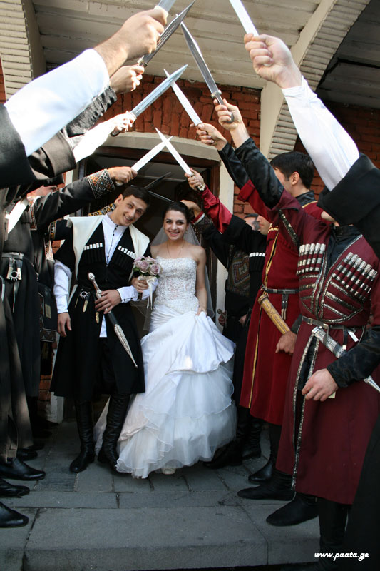 Georgian Wedding