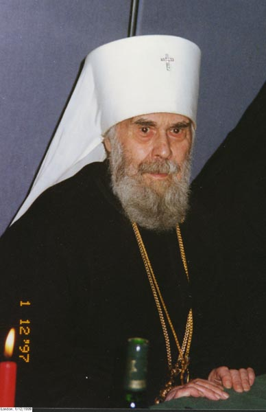 Metropolitan Anthony of Sourouzh