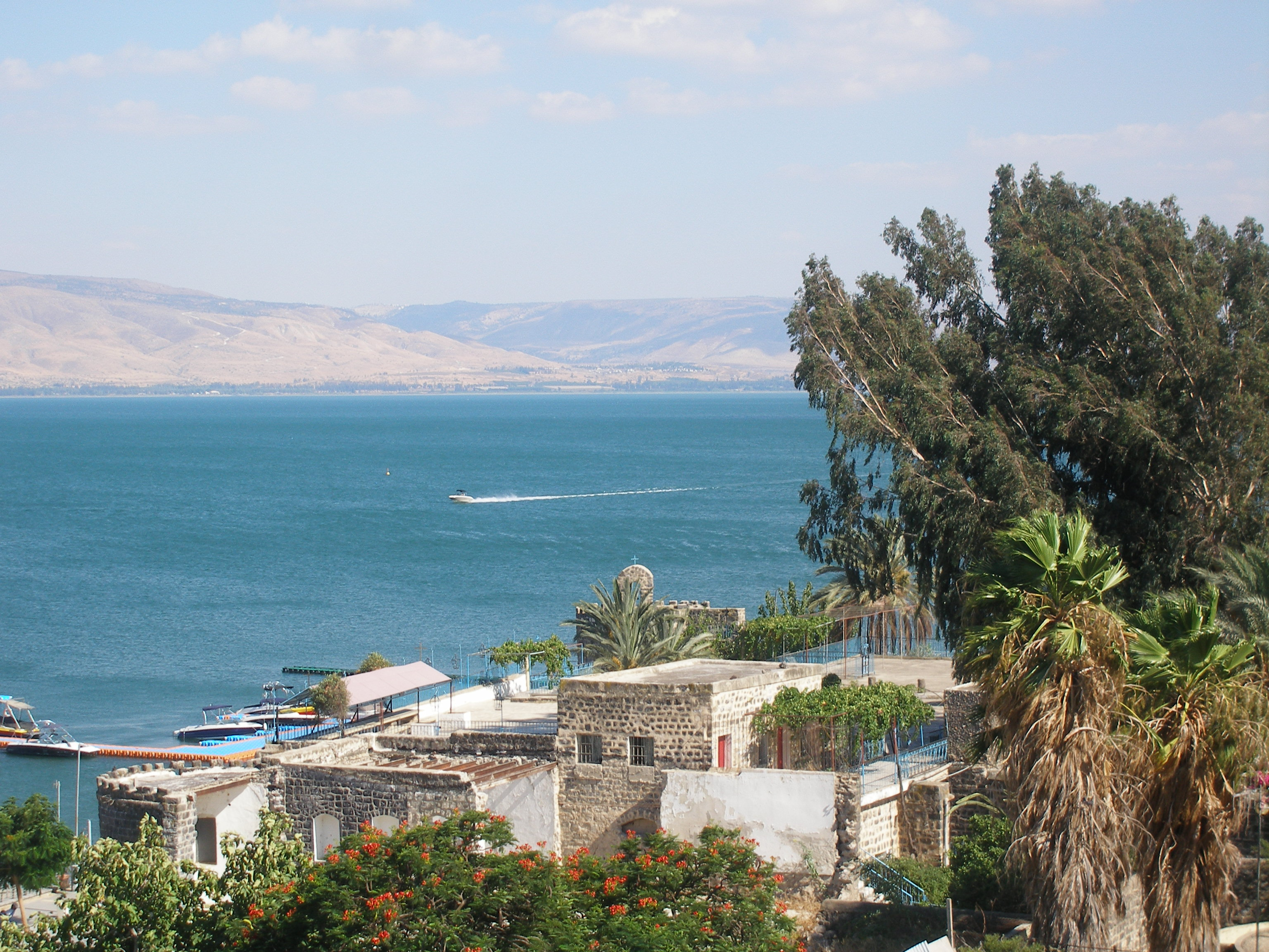 Sea of Galilee - 2008