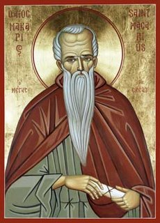 St Macarius of Egypt