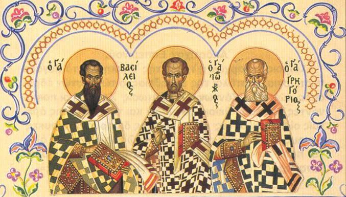 3 Hierarchs Icon01