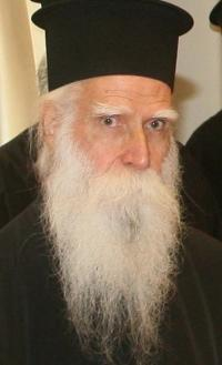 Metropolitan Meletios of Nikopolis and Preveza