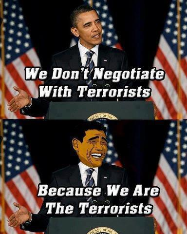 Obama Statement regarding terrorism