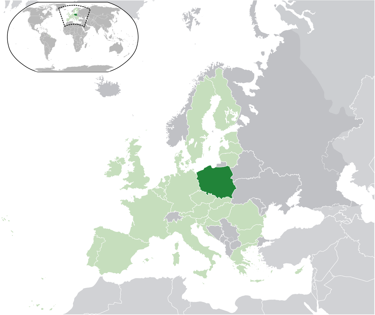 Poland and other European NATO members
