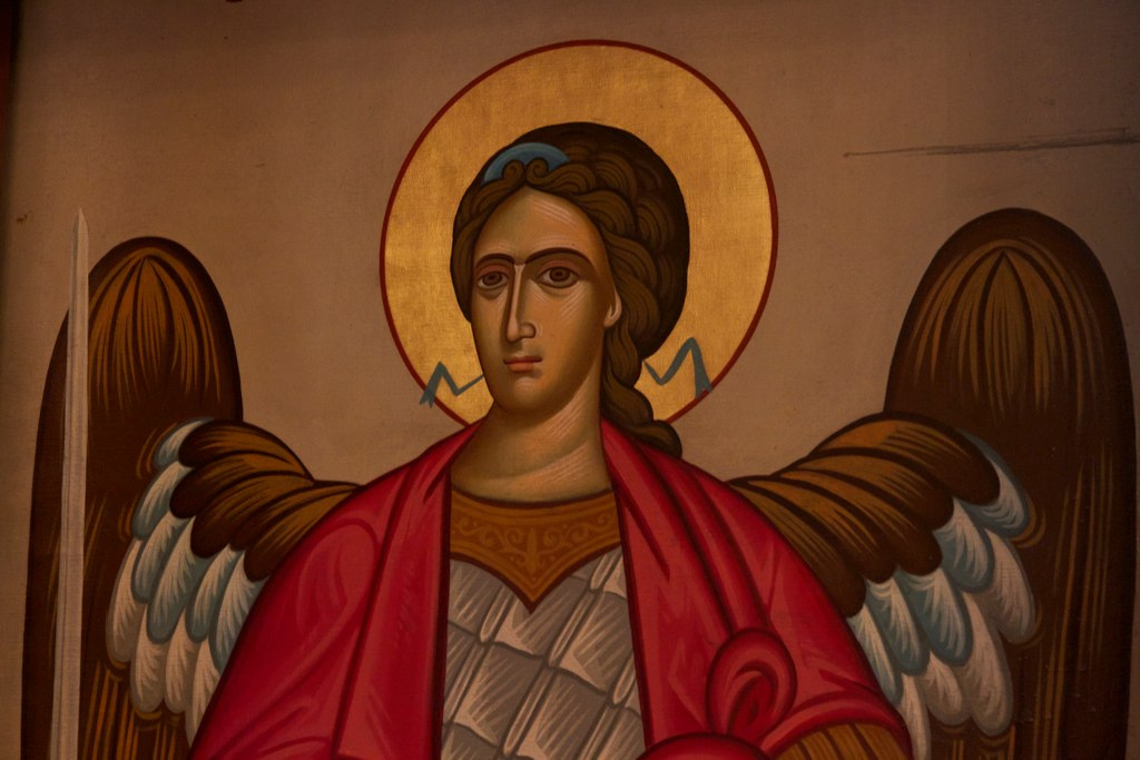 Icon of Archangel Michael- Renmark Greek Orthodox church