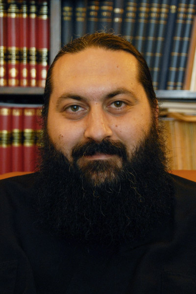 Fr Vassilios Papavassiliou