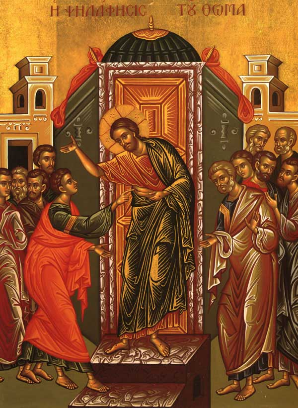 Icon for Sunday of Thomas