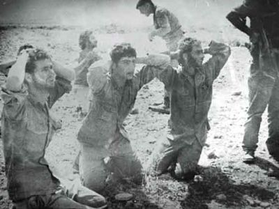 Cypriot prisoners - Their fate still unknown but probably killed by invaders