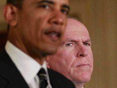 Obama and John Brennan