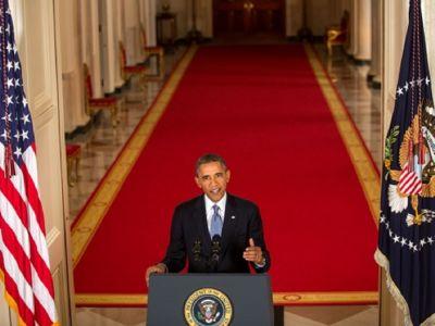 Obama's Announcement Regarding Syria Press Conference